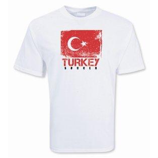 Turkey Soccer T-shirt