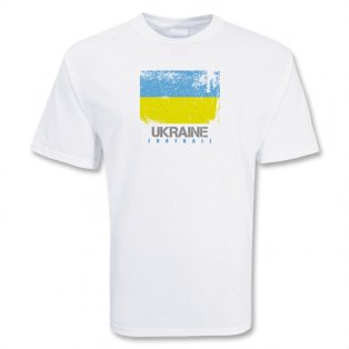 Ukraine Football T-shirt