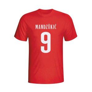 Mario Mandzukic Atletico Madrid Hero T-shirt (red) - Kids