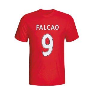 Radamel Falcao Man Utd Hero T-shirt (red)