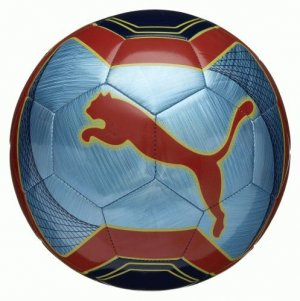 Puma Powercat Graphic Mini Ball (blue)