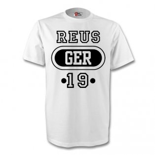Marco Reus Germany Ger T-shirt (white)