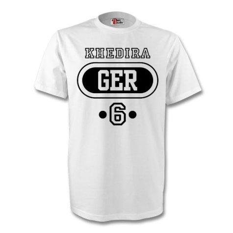 Toni Kroos Germany Ger T-shirt (white)