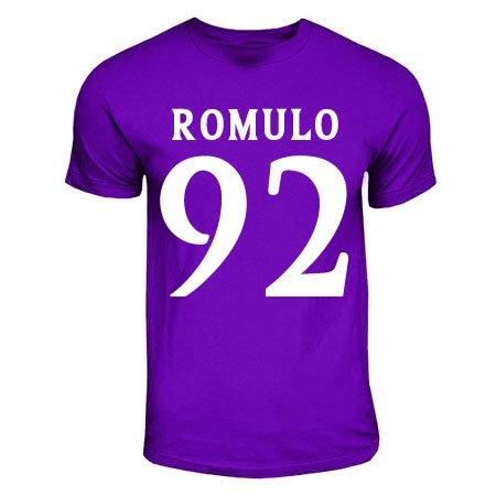 Romulo Fiorentina Hero T-shirt (purple)