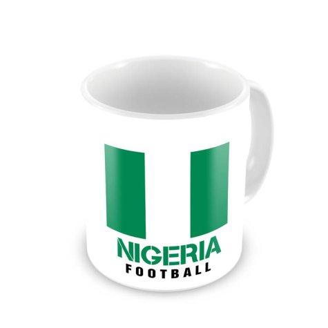 Nigeria World Cup Mug