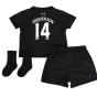 2016-17 Liverpool Away Baby Kit (Henderson 14)