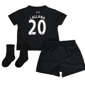 2016-17 Liverpool Away Baby Kit (Lallana 20)