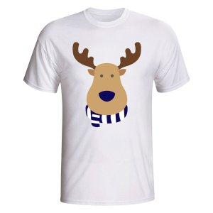 Tottenham Rudolph Supporters T-shirt (white)