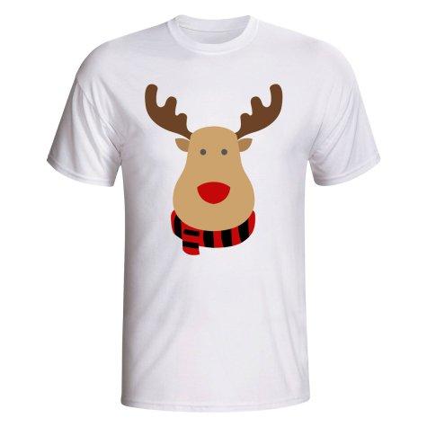 Bayer Leverkusen Rudolph Supporters T-shirt (white) - Kids