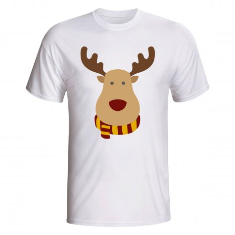 Roma Rudolph Supporters T-shirt (white)