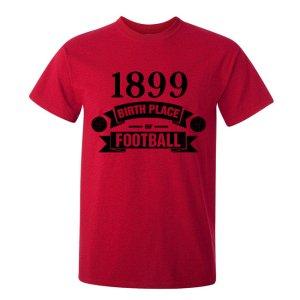 Ac Milan Birth Of Football T-shirt (red) - Kids