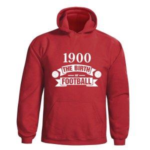 Bayern Munich Birth Of Football Hoody (red) - Kids
