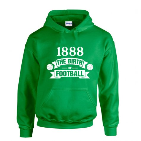 Celtic Birth Of Football Hoody (red) - Kids