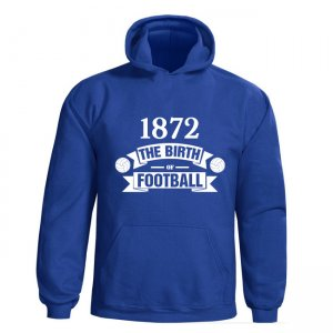 Rangers Birth Of Football Hoody (blue) - Kids