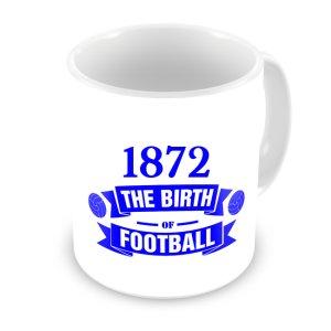 Rangers Birth Of Football Mug