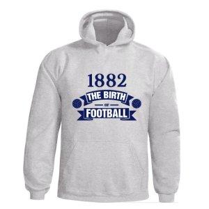 Tottenham Birth Of Football Hoody (white) - Kids
