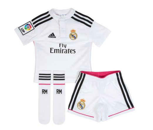 the latest d432e 6efd2 official 2014 15 real madrid 7 ronaldo away pink soccer ...