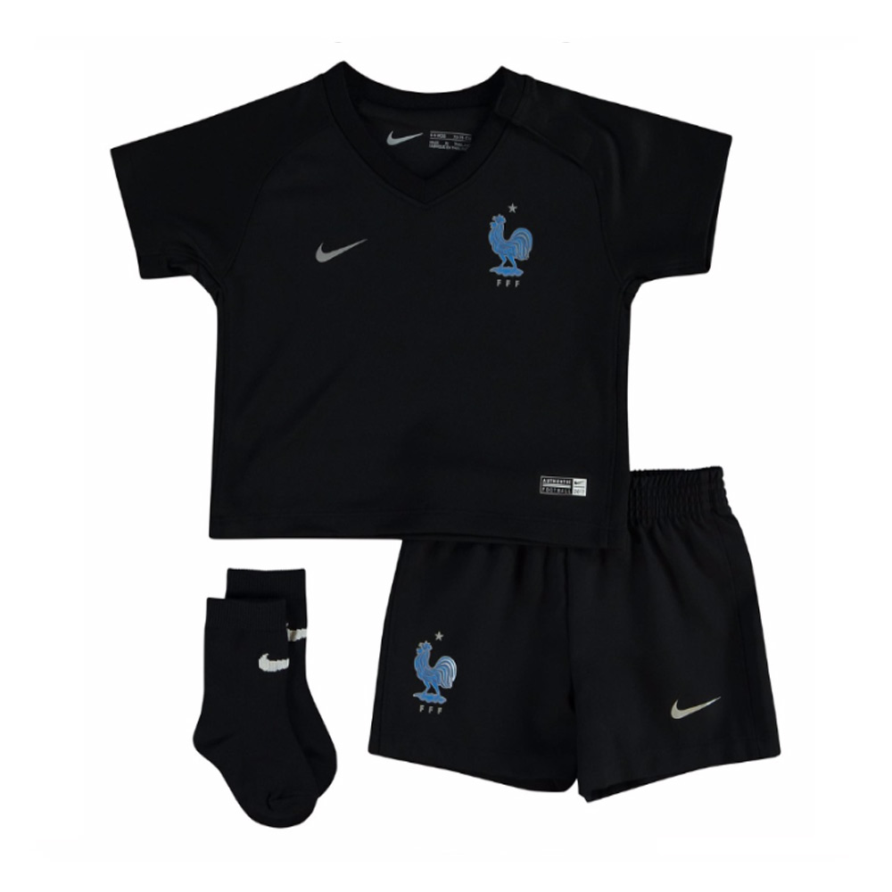 2018 Kit Nike Away France 2017 Mini dYp78AAO