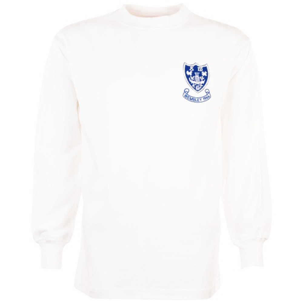 ca03603f0be Buy Classic Sheffield Wednesday Toffs Retro Shirt at UKSoccershop
