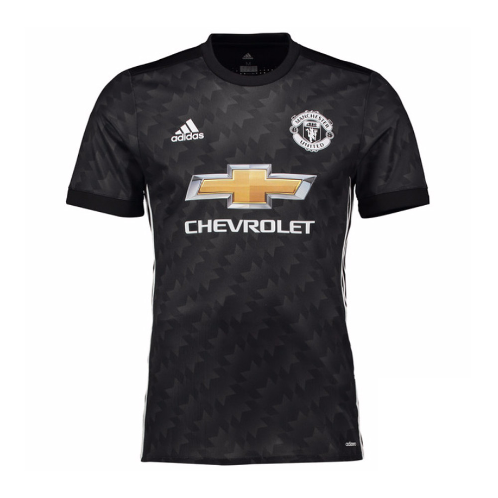51596d468d4 2017-2018 Man Utd Adidas Away Adi Zero Football Shirt
