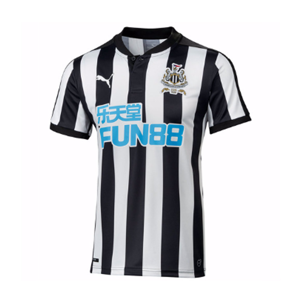 1c8f0b862 2017-2018 Newcastle Home Football Shirt