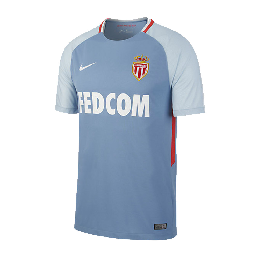 2017-2018 Monaco Away Nike Football Shirt a0be1f405
