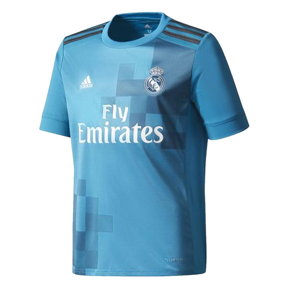 29a900466 Real Madrid 3rd Shirt - Adult   Kids Kit - UKSoccershop.com
