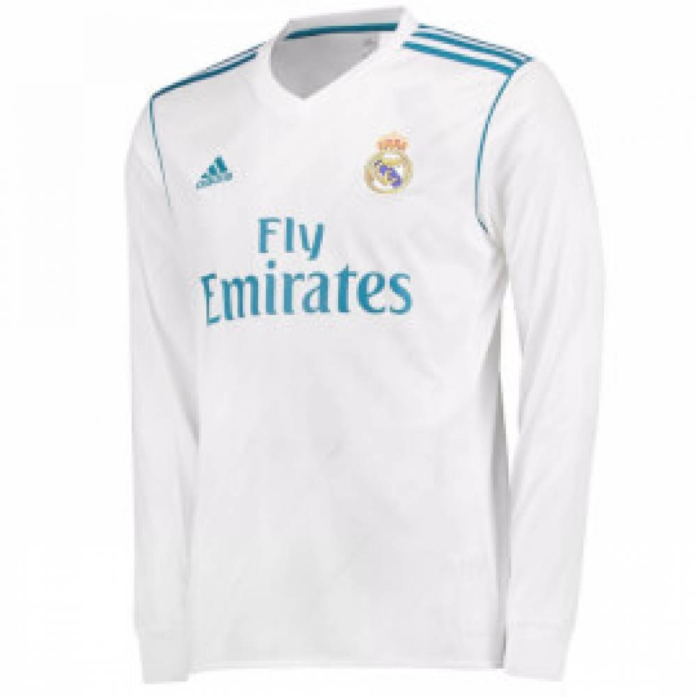 3b5a5b7fe Real Madrid Home Shirt - Adult & Kids Kit - UKSoccershop.com