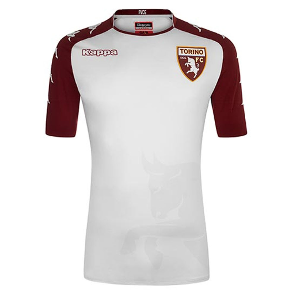 0d272c44a22 2017-2018 Torino Kappa Authentic Away Shirt