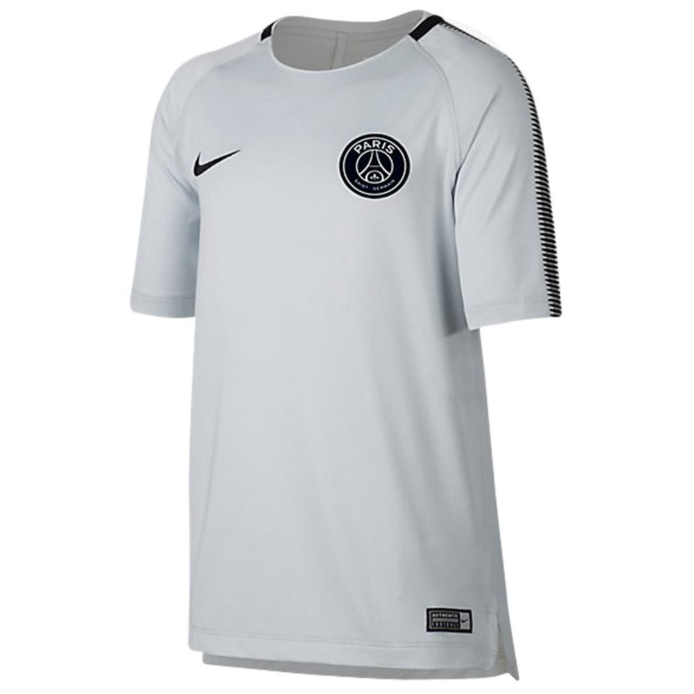 2017-2018 PSG Nike Training Shirt (Pure Platinum) - Kids fefa62926cb