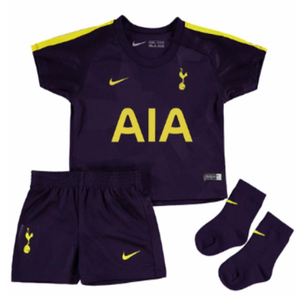 2017-2018 Tottenham Third Nike Baby Kit 9eaf502a8