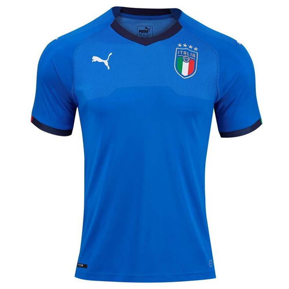 2018-2019 Italy Home Puma Football Shirt 82af8316e
