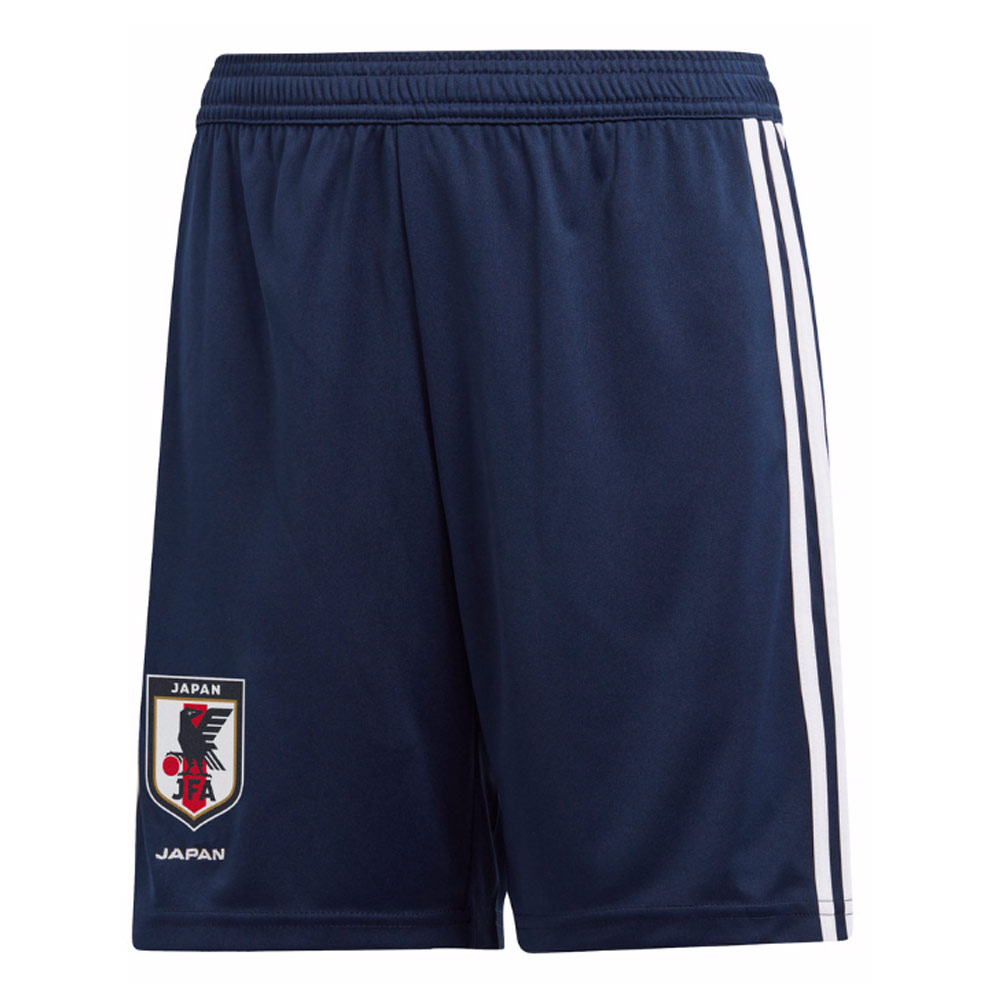 db97a96504ed 2018-2019 Japan Home Adidas Football Shorts (Blue)