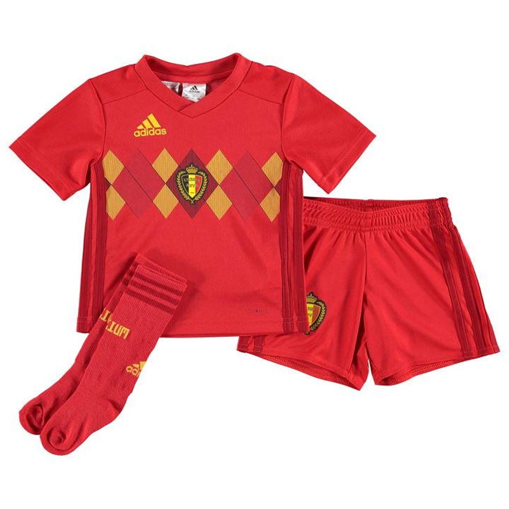f823e501c62 Belgium Kit | Buy Belgium Football Shirts - UKSoccershop.com