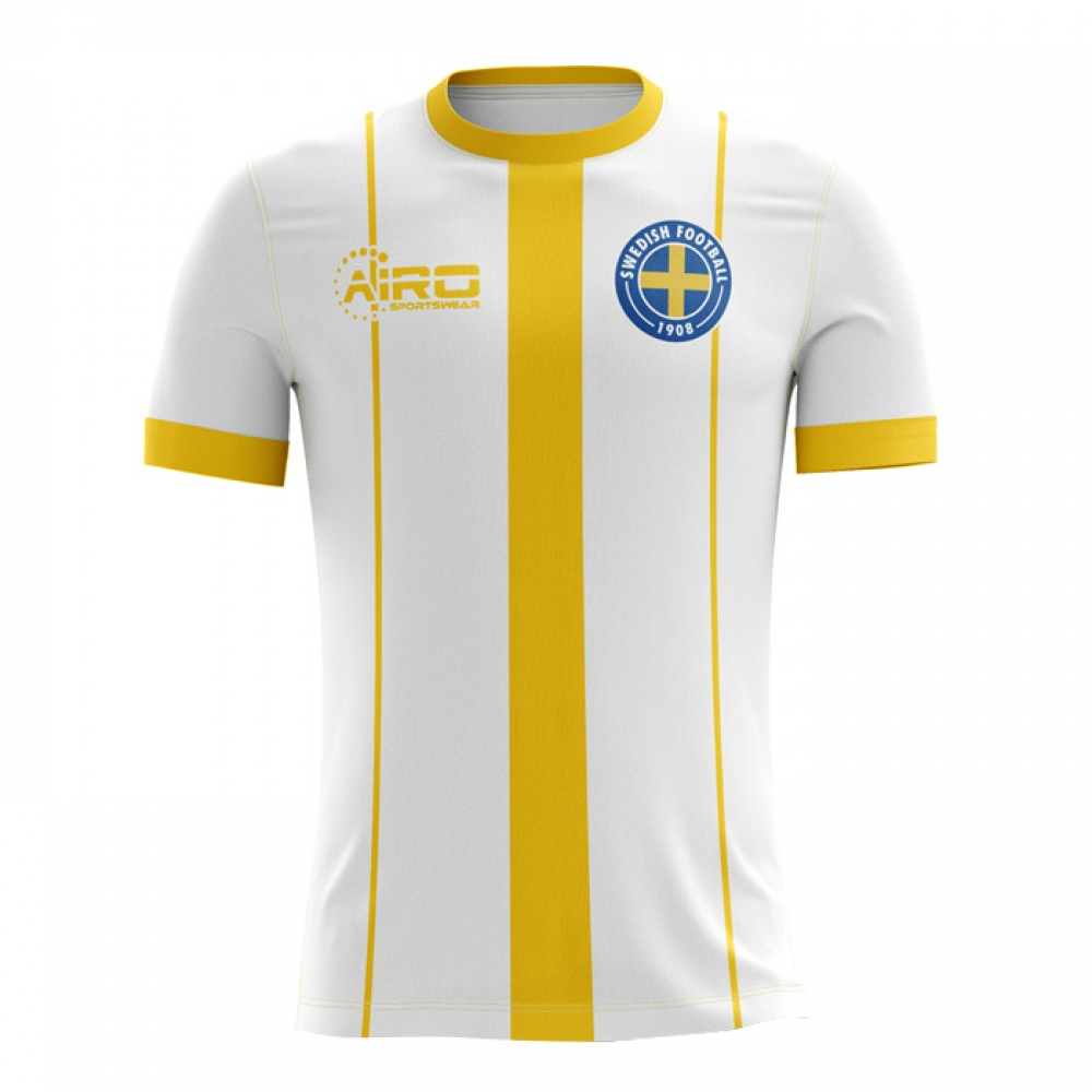 79ab116128d Sweden Football Shirts | Sweden Kit - UKSoccershop.com