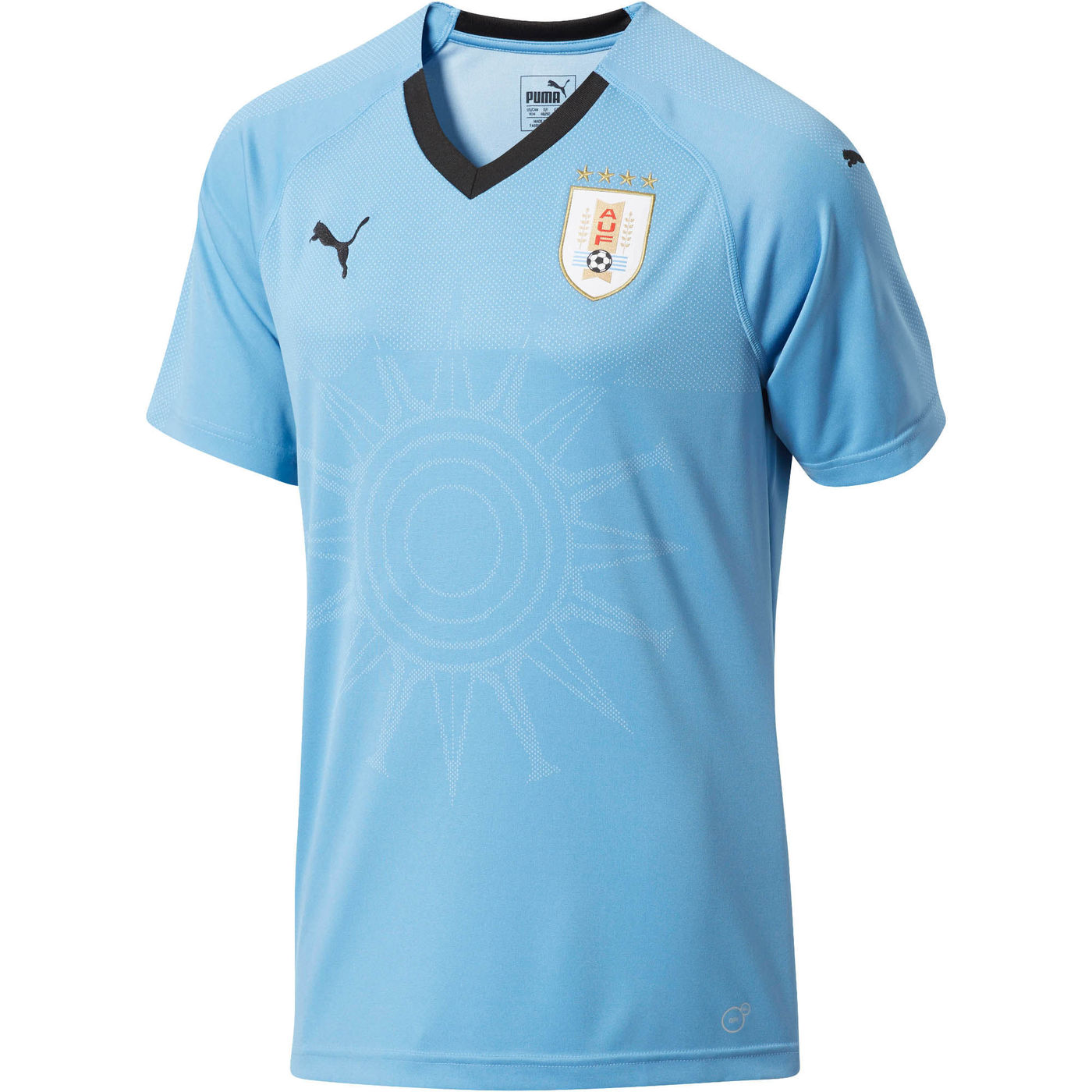 2018-2019 Uruguay Home Puma Football Shirt b6aba373e