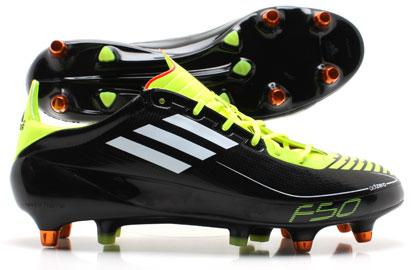 adidas f50 adizero xtrx sg leather black
