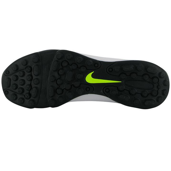 Nike Mercurial Vortex Mens Astro Turf Trainers (White-Volt) [] -  Uksoccershop