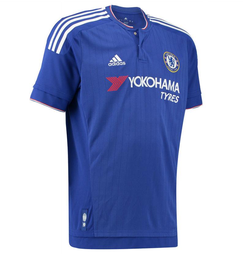 2015-2016 Chelsea Adidas Home Football Shirt (Kids)  S11681  - Uksoccershop 9ab59d047d604