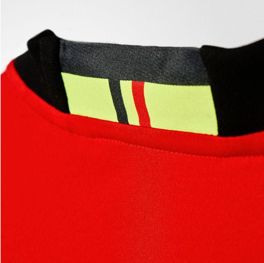 d4677bd7aba 2016-2017 Belgium Home Adidas Football Shirt (Kids)  AA8743  - Uksoccershop