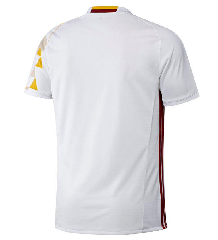 368b03d7f 2016-2017 Spain Away Adidas Football Shirt  AA0830  - Uksoccershop