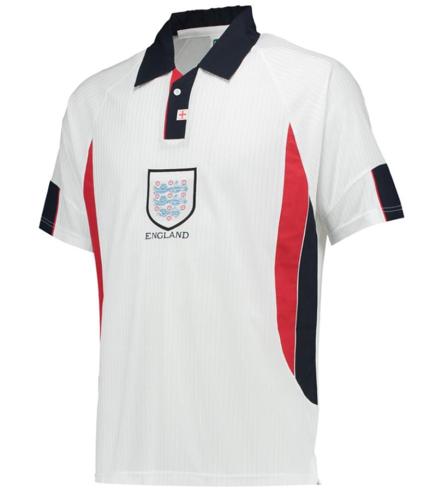 1a859268e78 Score Draw England 1998 Home Shirt [ENG98HWCFPYSS] - Uksoccershop