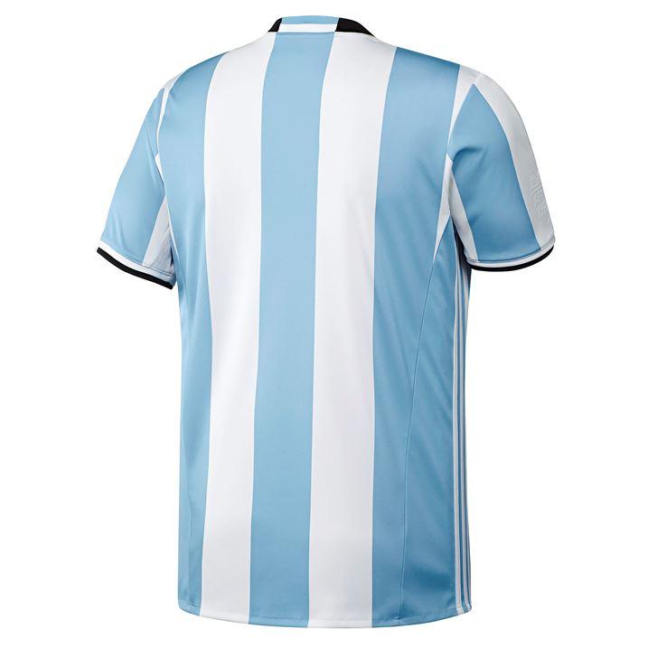 d32872c8e 2016-2017 Argentina Home Adidas Football Shirt (Kids)  AK0049  -  Uksoccershop
