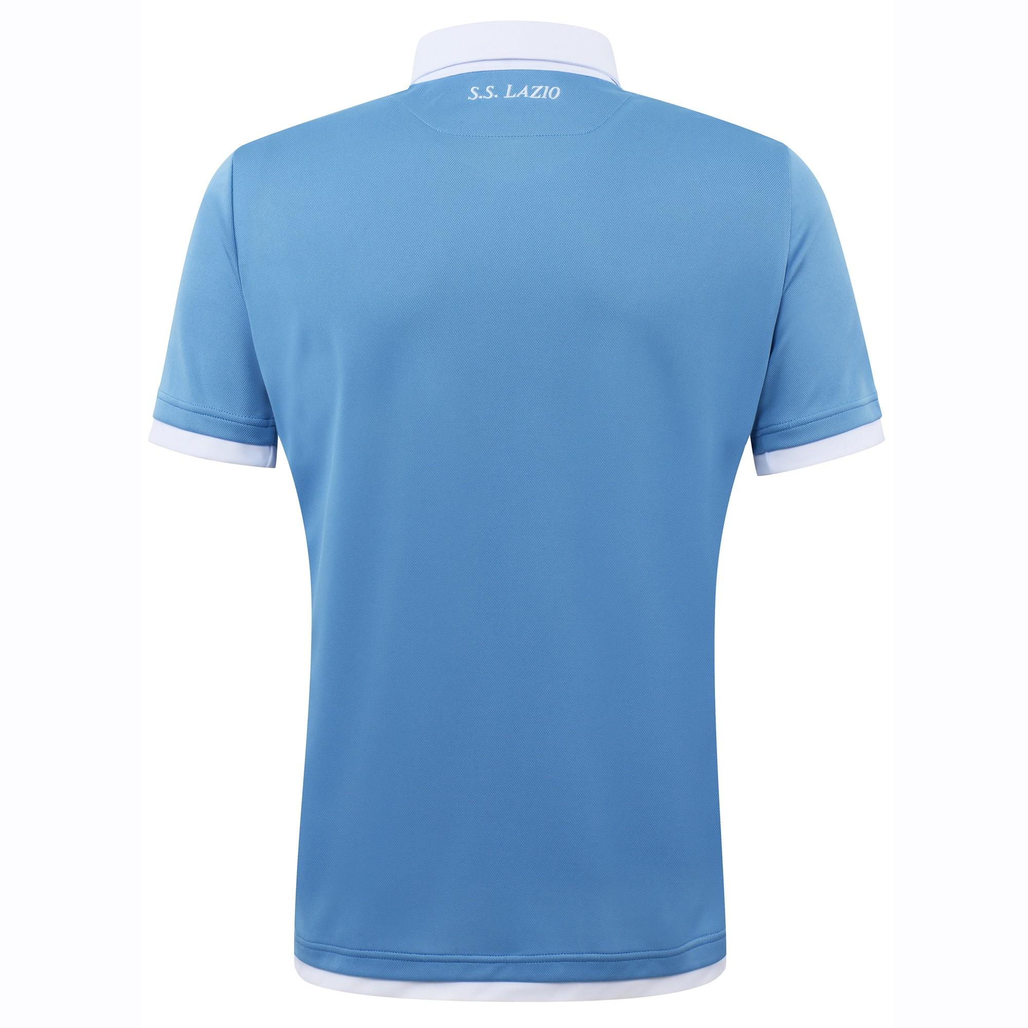 58a4e702a 2016-2017 Lazio Authentic Home Match Shirt [58089334] - Uksoccershop