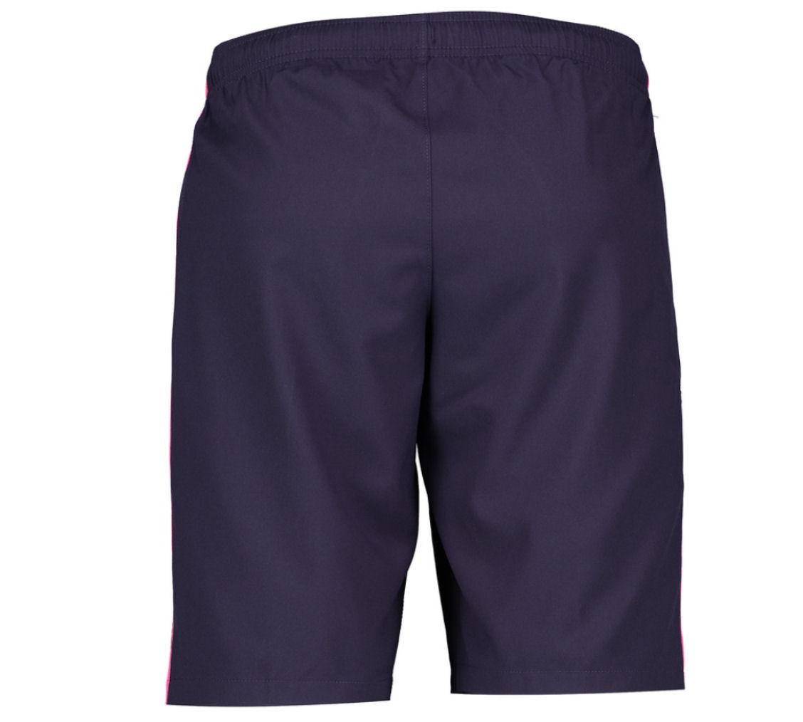 2016-2017 Barcelona Away Nike Football Shorts Purple (Kids)  777018-524  -  Uksoccershop cae93074b142e