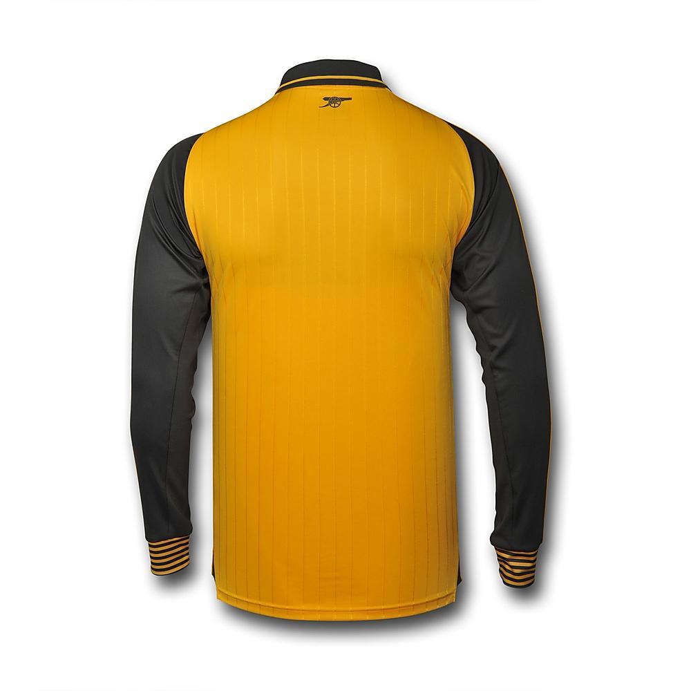 9e9df452b 2016-2017 arsenal puma away long sleeve shirt  74971503  – uksoccershop