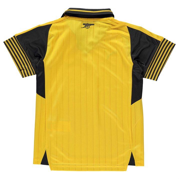 943ed11a0 2016-2017 Arsenal Puma Away Football Shirt (Kids)  74972103  - Uksoccershop