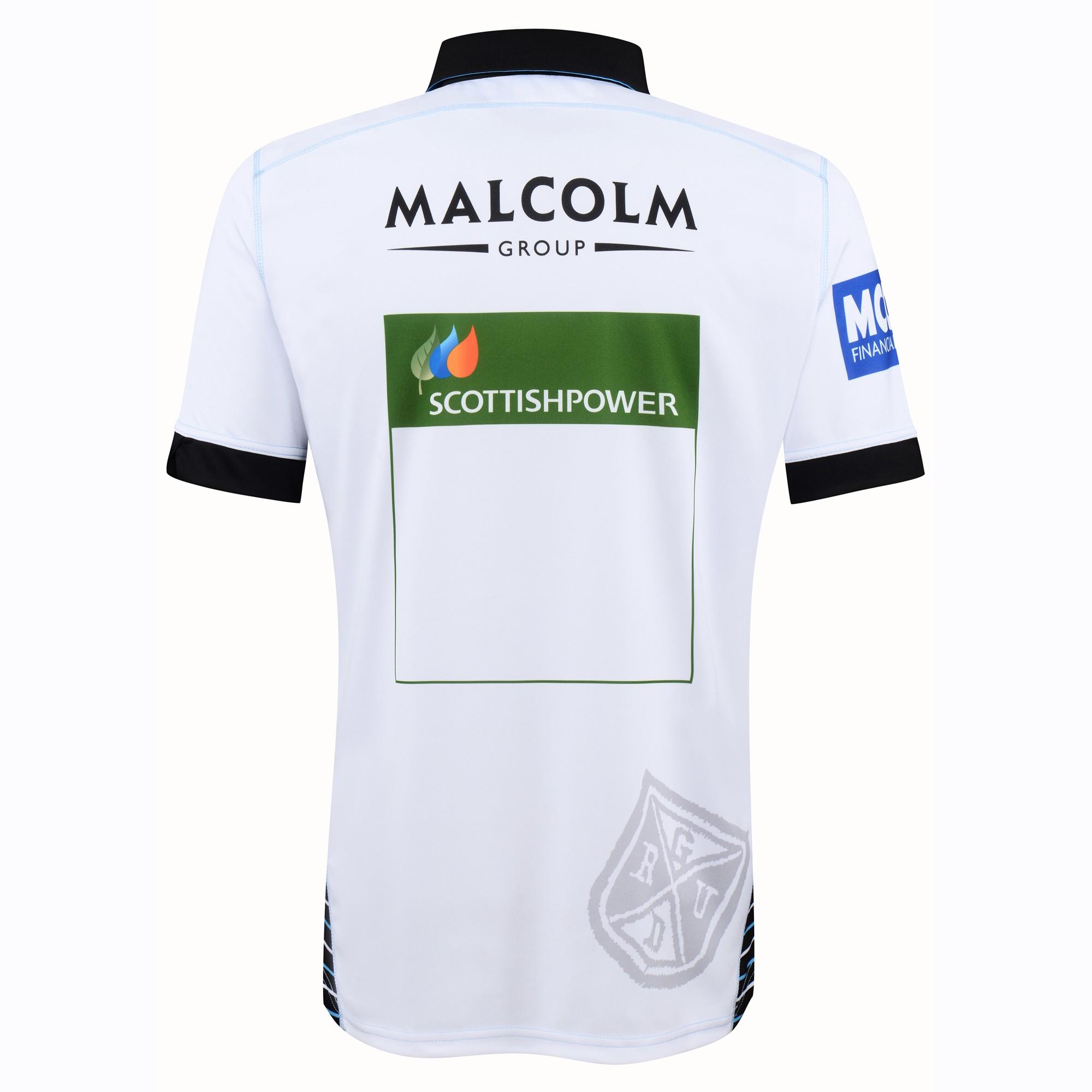 797c7e0f1 2016-2017 Glasgow Warriors Alternate Pro Rugby Shirt  58088314  -  Uksoccershop
