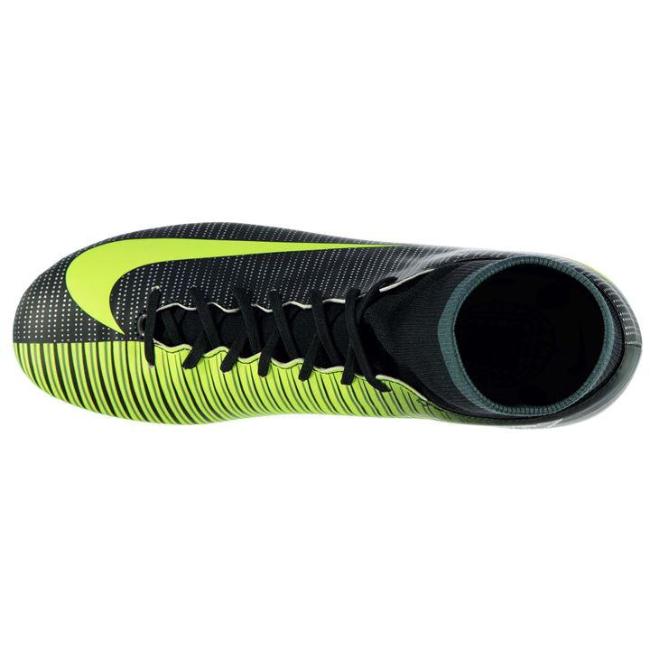 Nike Mercurial Victory CR7 DF SG Mens Football Boots (Black-Volt) [] -  Uksoccershop