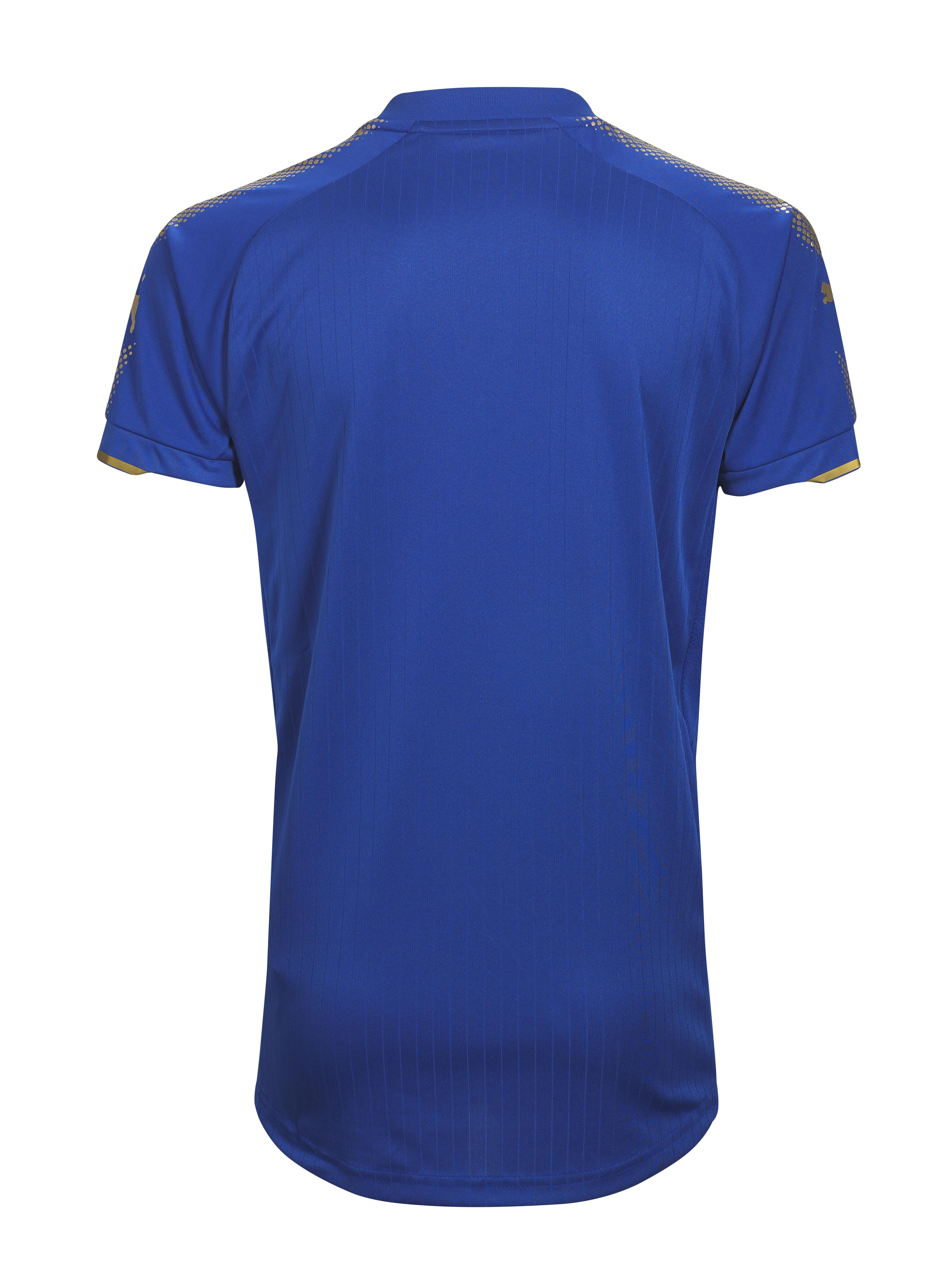 ee247b8c15c 2017-2018 Leicester City Puma Home Football Shirt  K1963001R  - Uksoccershop